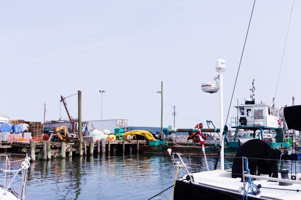 Port de Digby Nova Scotia