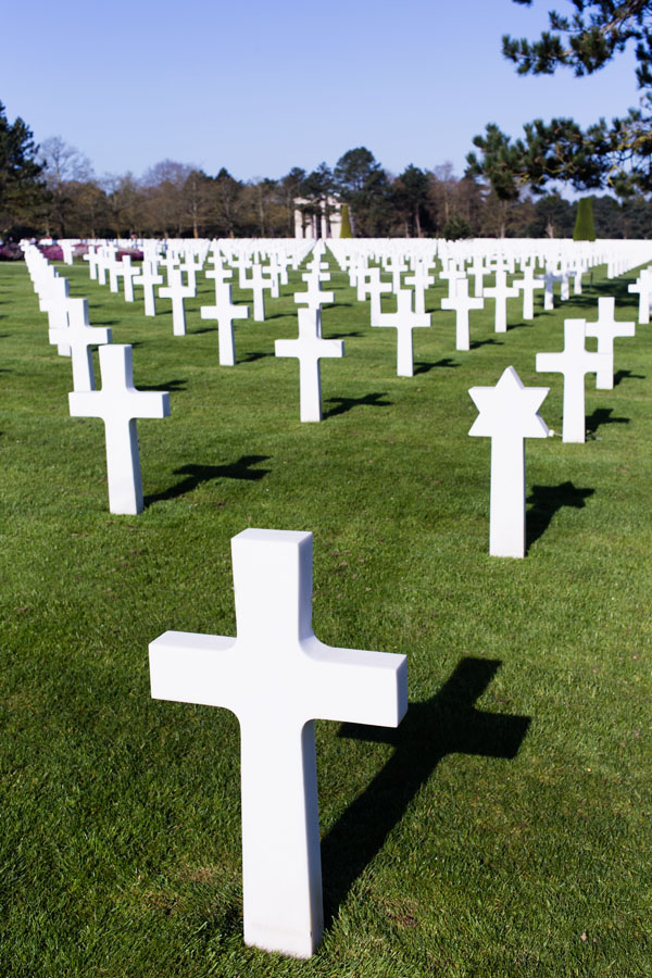 Cimetière militaire américain