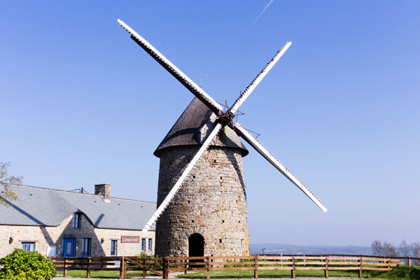 Moulin à vent du Cotentin