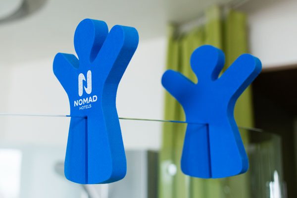 Chambre Nomad Hotels Le Havre