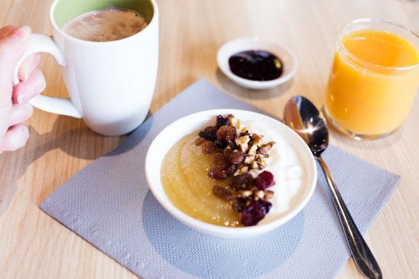 petit-déjeuner Nomad Hotels Le Havre