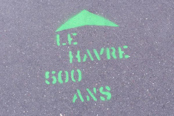 Parcours thématiques à travers le Havre