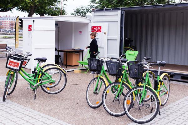 Location de vélos au Havre