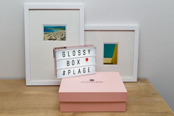 Glossybox box beauté