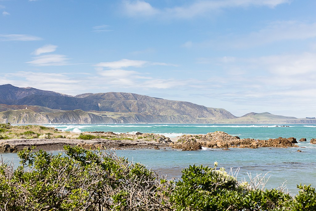 Baie de Wellington, NZ