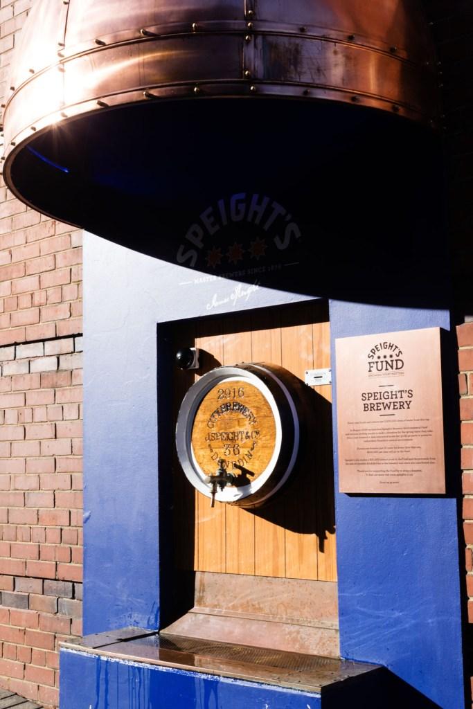 Brasserie Speight's Dunedin