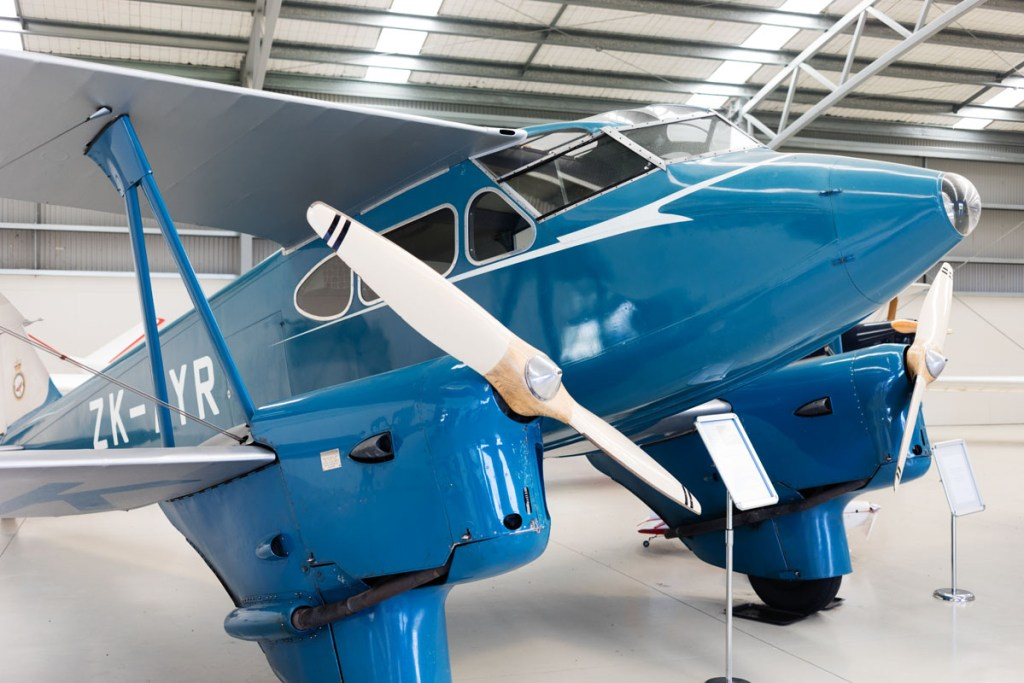 Havilland 90 Dragonflies 1936