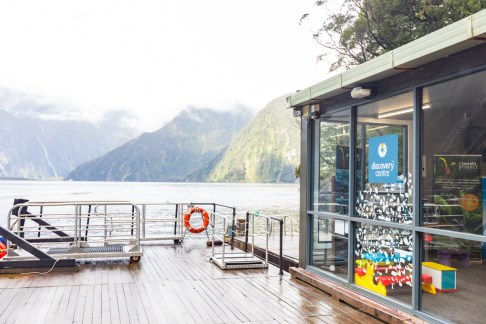 Discovery Center Milford Sound