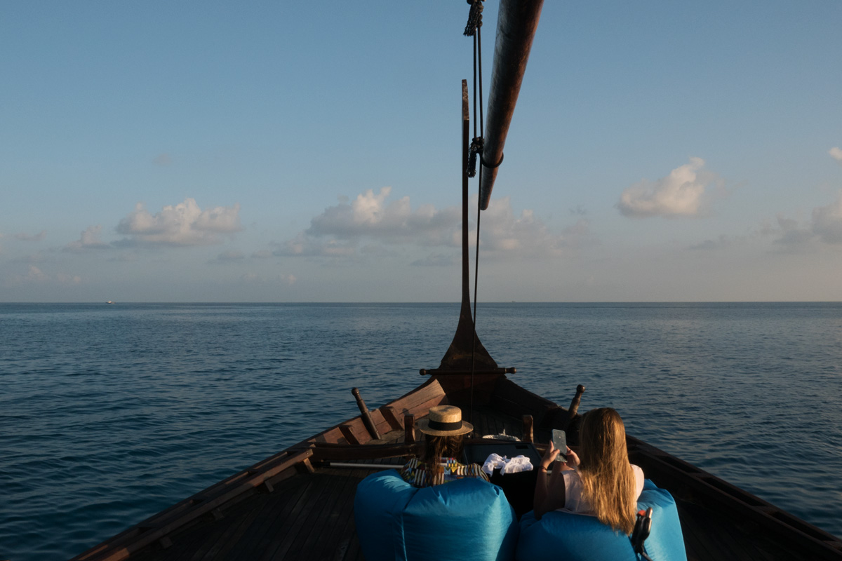 Sunset Cruise Velassaru Maldives