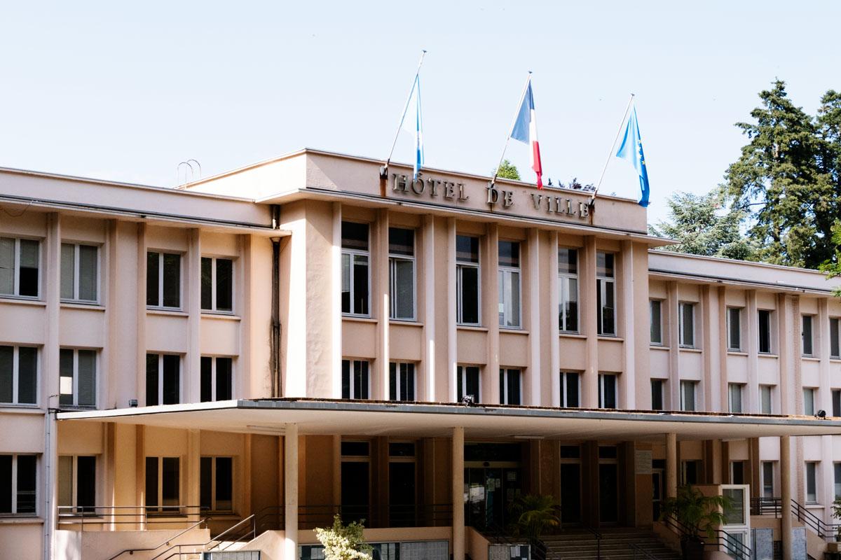 Mairie de Divonne-les-Bains