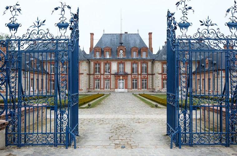 CHâteau de Breteuil Yvelines
