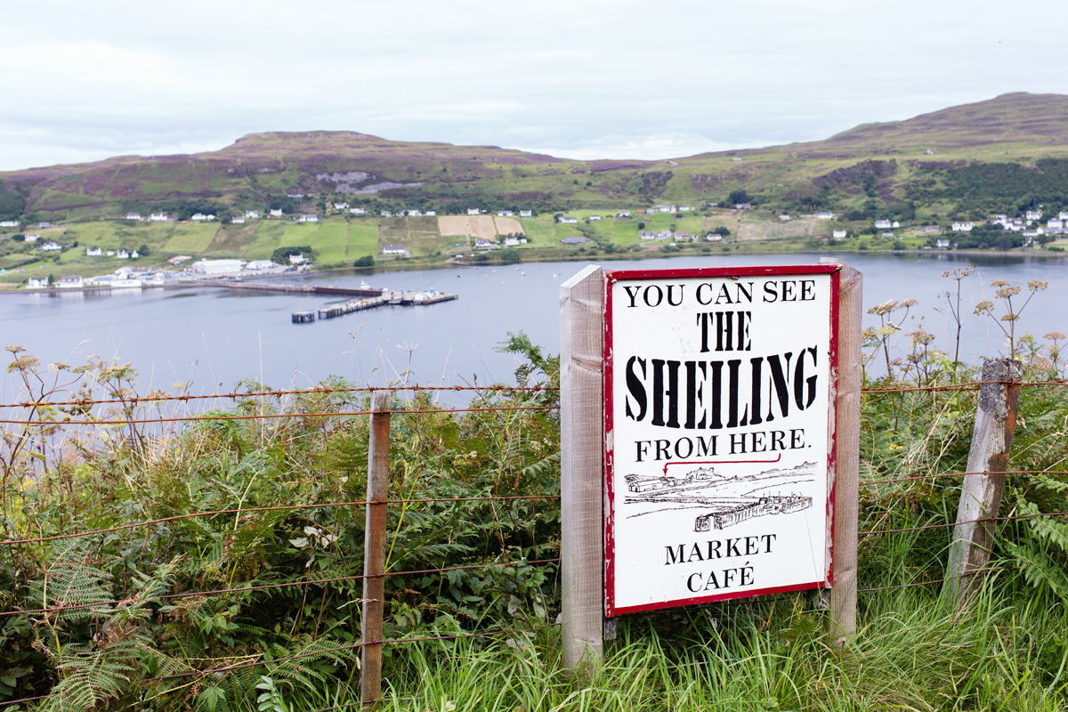 The Sheiling Ecosse