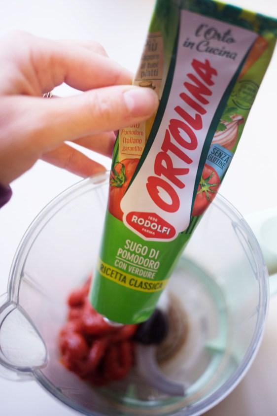 sauce piquante aux anchois
