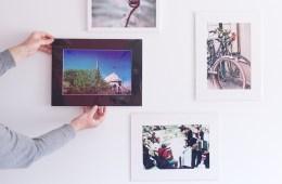 Mur de photos photoweb