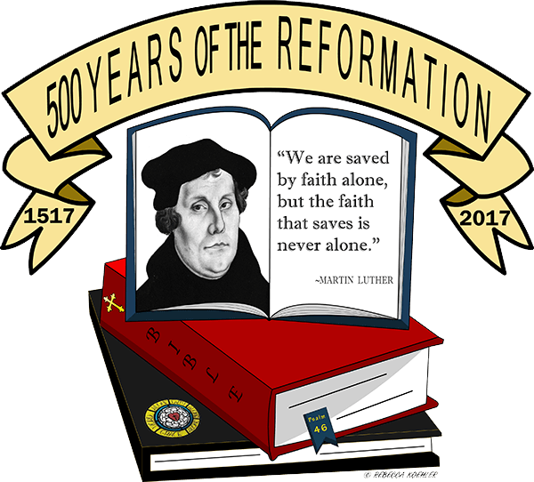 Image result for 500th anniversary of the reformation