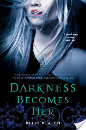 Review: Darkness Becomes Her, by Kelly Keaton