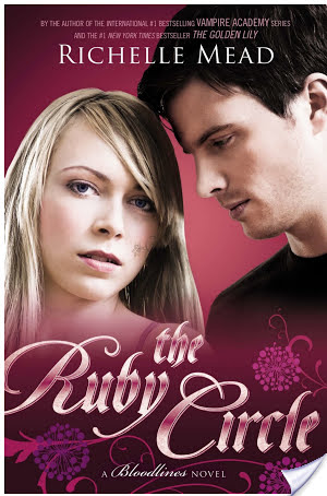 Review: The Ruby Circle, by Richelle Mead