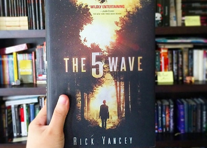 3 Reasons Why I Didn't Enjoy The Fifth Wave, by Rick Yancey