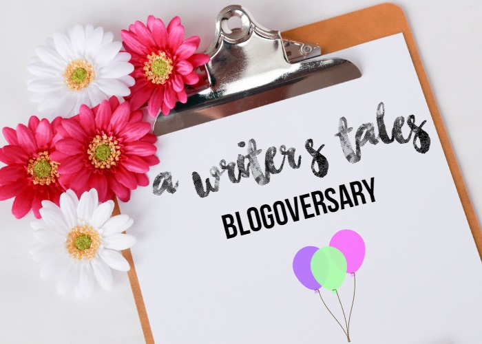 It's A Writer's Tales Blogoversary, Again!