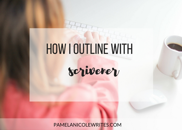 How I Outline with Scrivener