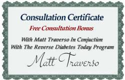 consultation certificate illustration