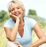 happy woman sitting on the beach illustration