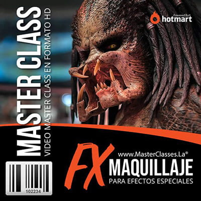 programa fx maquillaje para efectos especiales by reverso academy cursos master classes online