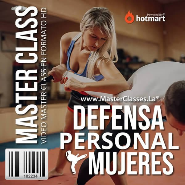 Defensa Personal para Mujeres by reverso academy cursos online clases
