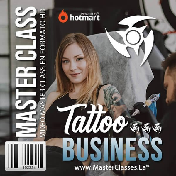 Tattoo Business by reverso academy cursos online clases