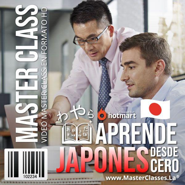 Aprende Japonés desde cero by reverso academy cursos online clases