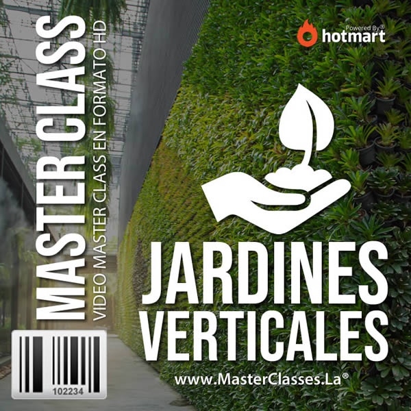 Jardines Verticales by reverso academy cursos online clases