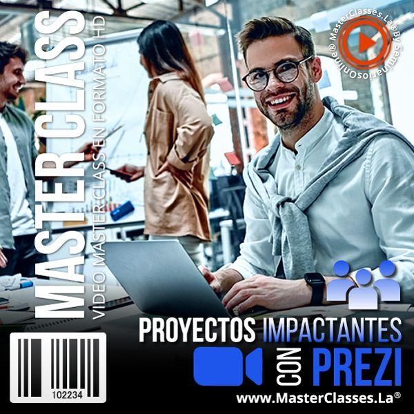 Proyectos Impactantes con Prezi by reverso academy cursos clases