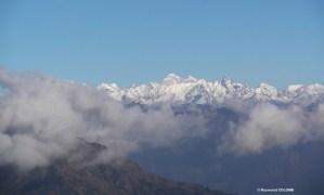 Vers l'est, l'Everest...