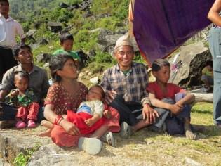 Népal, Sindupalchowk, Deulang