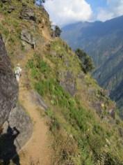 Népal, Sindupalchowk, Thare