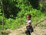 Nepal, enfant Tamang