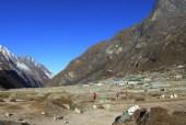 Népal, Rolwaling, Na