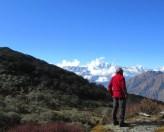 Népal, Rolwaling, Bhawan danda