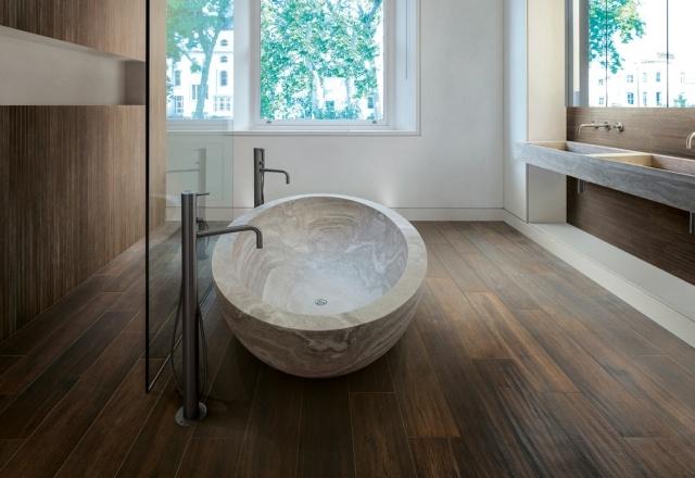 sol pour votre salle de bain