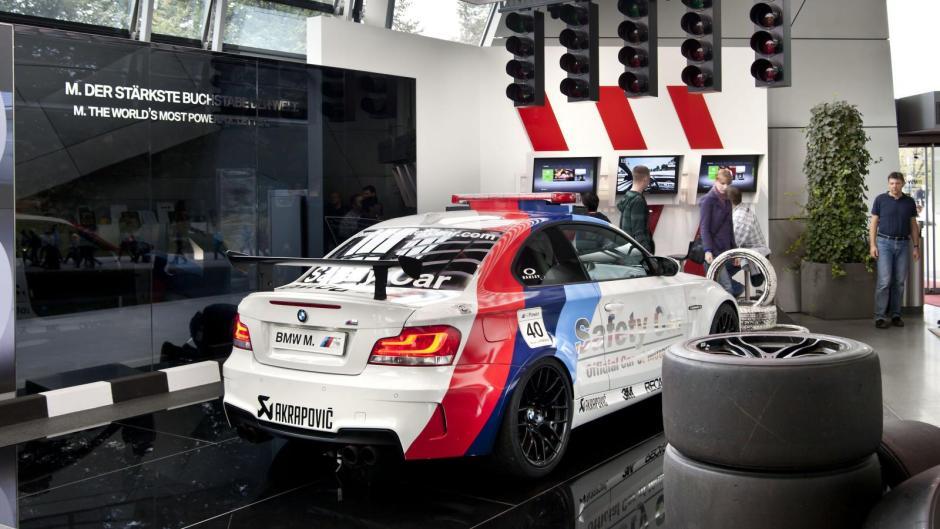 BMW M2 v úpravě pro Safety Car