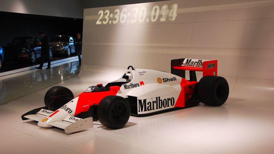 Prostův monopost F1
