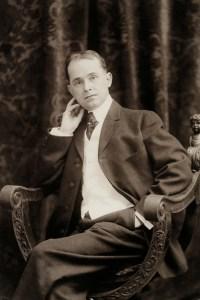 Fotografie von Winsor McCay, 1906 (Bild: Katalog)