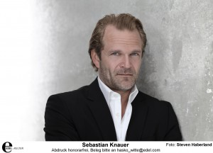 Pianist Sebastian Knauer. Foto: Steven Haberland
