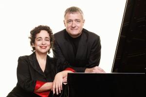 Yaara Tal und Andreas Groethuysen. Foto: Uwe Arens