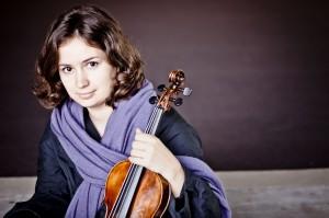 Patricia Kopatchinskaja. Foto: Marco Borggreve