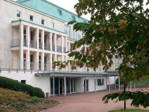 Die Philharmonie in Essen. (Bild: Werner Häußner)