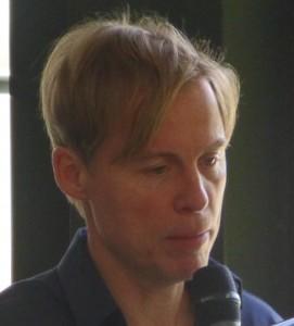 Künstler Gregor Schneider dankte der Ruhrtriennale und der Stadt Bochum für die Unterstützung.