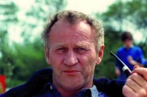 Der Schriftsteller Max von der Grün (© Pendragon Verlag/Jennifer von der Grün - https://commons.wikimedia.org/wiki/File%3AMax_von_der_Gr%C3%BCn.jpg - Lizenz: