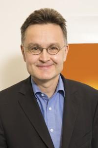 Klangvokal-Direktor Torsten Mosgraber (© Jan Schürmann)
