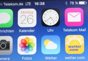 Im Bannstrahl der Telekom (Foto: BB)